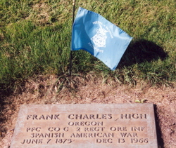 Frank Charles High