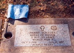 Henry Schauer