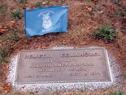 Demetri Corahorgi