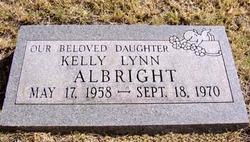 Kelly Lynn Albright
