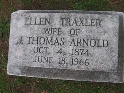 Ellen Ragsdale <i>Traxler</i> Arnold