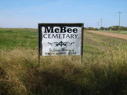 McBee Cemetery