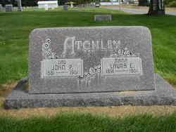 Laura Emily <i>Johnston</i> Atchley