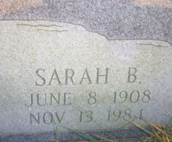 Sarah B. <i>Addison</i> Clingan