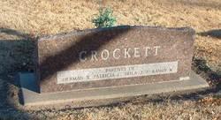 Herman Delbert Crockett