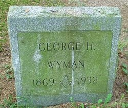 George Hathorn Wyman