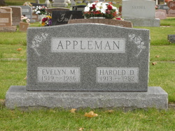 Evelyn <i>Fisher</i> Appleman