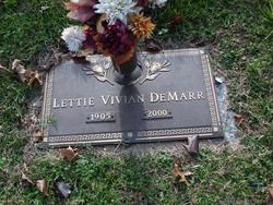 Lettie Vivian <i>Keller</i> DeMarr