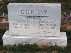 Georgia Adeline <i>Braswell</i> Corley