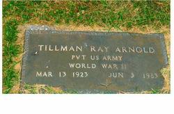 Tillman Ray Arnold