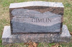 Carl Edwin Corky Gimlin