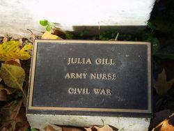 Julia <i>Kiernan</i> Gill