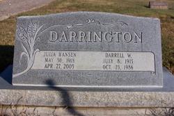 Darrell William Darrington
