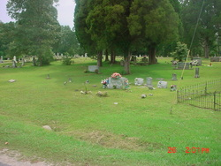 Bethlehem Baptist Church Cemetery