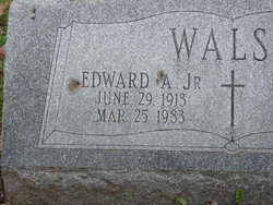 Edward (Erb) Anthony Walsh, Jr