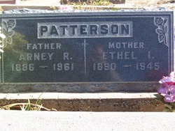 Arney Russell Patterson