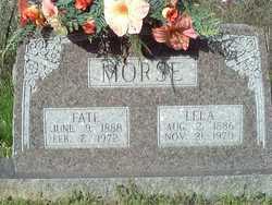 Lela Mae <i>Blevins</i> Morse