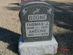 Angline Boone
