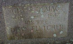 Olive <i>Fletcher</i> Demag