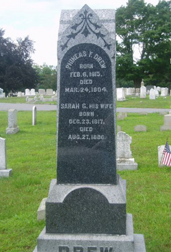 Sarah G <i>Taber</i> Drew