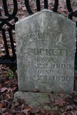 William Cowan Crockett