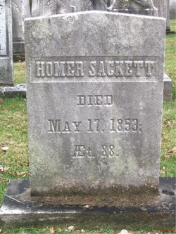 Homer Sackett