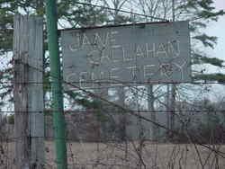 Jane Callahan Cemetery