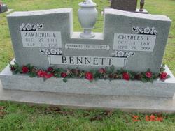 Marjorie <i>Eveland</i> Bennett