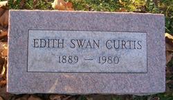 Edith Amanda <i>Swan</i> Curtis