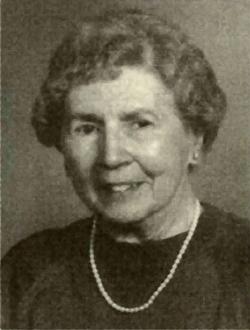 Winifred Ann <i>Wright</i> Vaughan