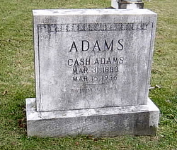 Cash Adams