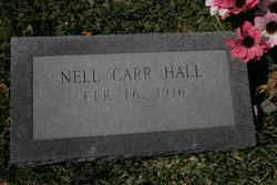 Nell L. <i>Carr</i> Hall