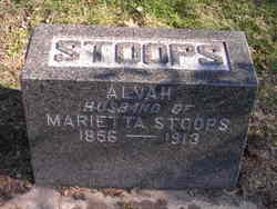 Alvah Silvester Stoops