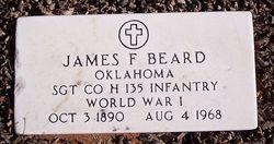 James F Beard