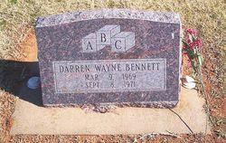 Darren Wayne Bennett