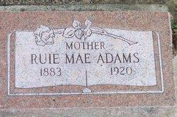 Ruie Mae Adams