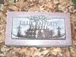 Lillian Lillie <i>Rafferty</i> Ferrell