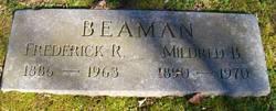Frederick Rindell Beaman