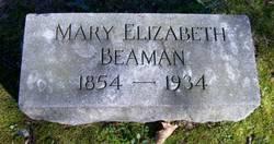 Mary Elizabeth Beaman