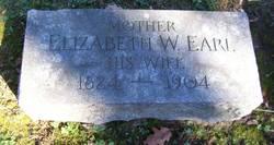 Elizabeth W. <i>Earl</i> Beaman