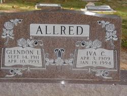 Glendon Ludean Allred