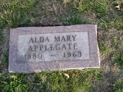 Alda Mary Applegate