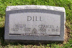 Millie <i>McCarty</i> Dill