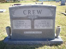 Sarah A <i>Reno</i> Crew