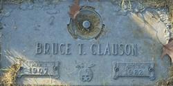 Bruce T. Clauson