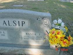 Wanda J. <i>Purtell</i> Alsip