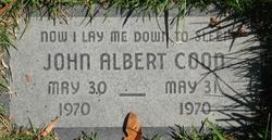 John Albert Coon