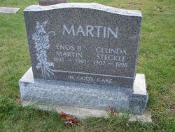 Celinda <i>Steckle</i> Martin