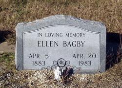 Mary Ellen <i>Teasdale</i> Bagby