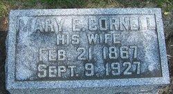 Mary Elizabeth Betty <i>Cornell</i> Stoops